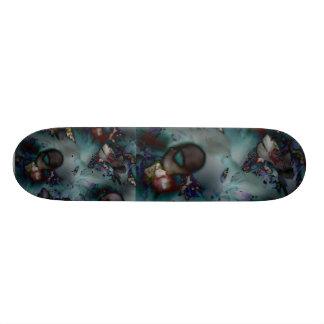 Halloween Enchanted Forest Skateboard