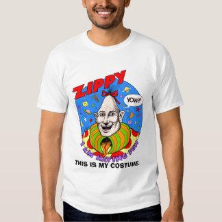 "Halloween enérgico clásico ""traje "" camisas"