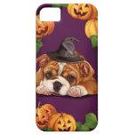 Halloween English Bulldog iPhone 5 Cover