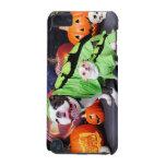 Halloween  English Bulldog Spike - Chihuahua Gizmo iPod Touch (5th Generation) Case