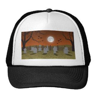 Halloween: Escena del cementerio: Gorro