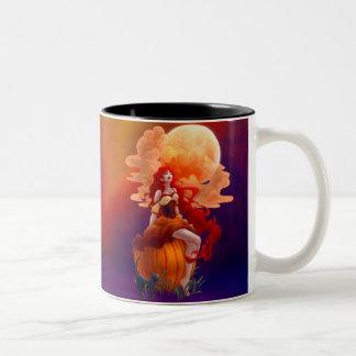 Halloween Eva Coffee Mugs