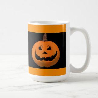 Halloween: Evil Jack-O-Lantern: Coffee Mug