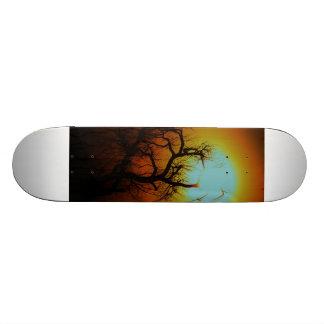 Halloween Express Skate Board Deck