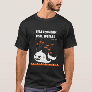 Halloween fail whale T-Shirt