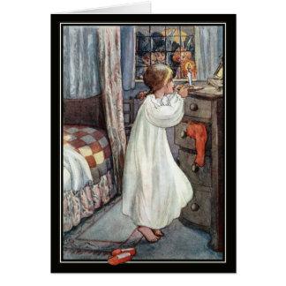 Hallowe'en Fairies by Anne Anderson Card