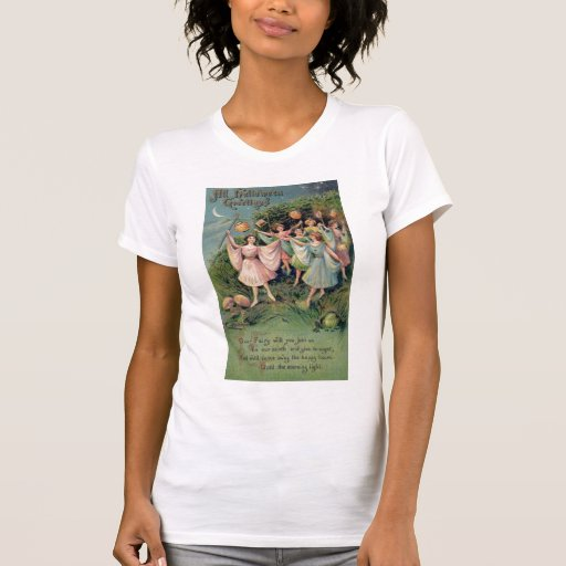 Halloween Fairies – T-Shirt