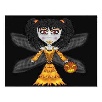 Halloween Fairy Card Announcement