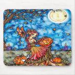 Halloween Fairy Mouse pad