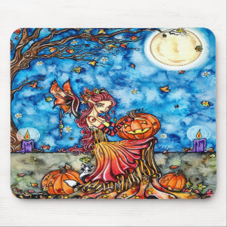 Halloween Fairy Mouse pad