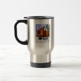 Halloween Fairy  Travel Mug
