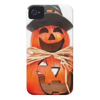 Halloween,fall, autumn pumpkins iPhone 4 case