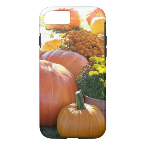 Halloween Fall Scene iPhone 8/7 Case