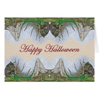 Halloween Fantasmagorical Cicada Items Card