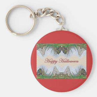Halloween Fantasmagorical Cicada Items Keychain