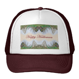 Halloween Fantasmagorical Cicada Items Trucker Hat