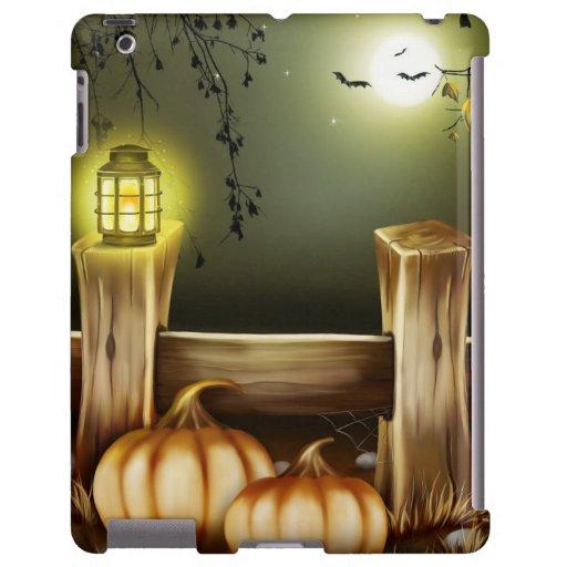 Halloween fantasmagórico funda para iPad