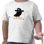 ¡Halloween fantasmal! Camiseta
