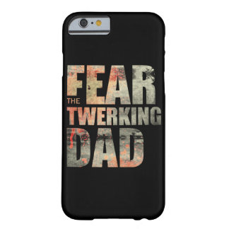 Halloween fear twerking dad barely there iPhone 6 case