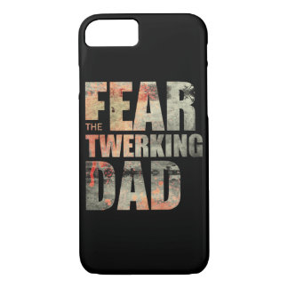 Halloween fear twerking dad iPhone 7 case