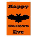 Halloween Felicitacion