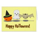 Halloween Felicitación