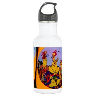 Halloween fest is the best 18oz water bottle