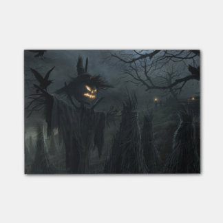 Halloween Field of Death Post-it® Notes