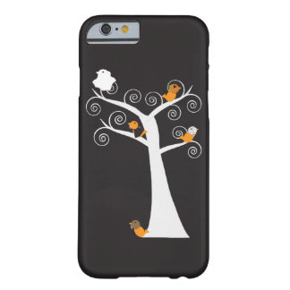 Halloween Five Birds Barely There iPhone 6 Case