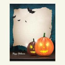 Halloween Flyer 1