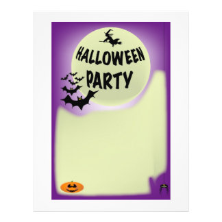 Halloween Flyer. Flyer