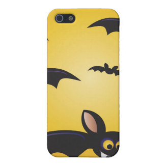 Halloween Flying Bats at Night Speck Case Case For iPhone 5