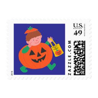 Halloween for Kids Stamp