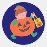 Halloween for Kids Sticker