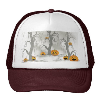 Halloween Forest Hats