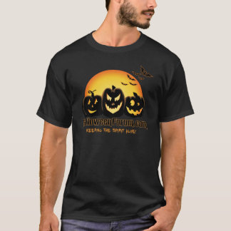 Halloween Forum 2009 Shirt
