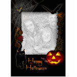 "Halloween Frame Cutout<br><div class=""desc"">Insert your photo!</div>"