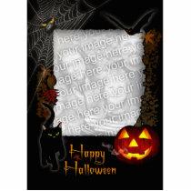 Halloween Frame Cutout