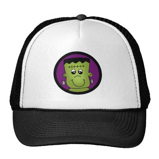 Halloween Frankie Trucker Hat