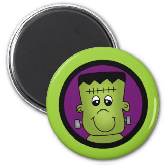Halloween Frankie Tshirts and Gifts Refrigerator Magnets