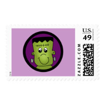 Halloween Frankie Tshirts and Gifts Postage