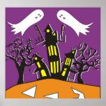Halloween frecuentó el poster