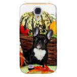 Halloween French Bulldog 3  Samsung Galaxy S4 Case