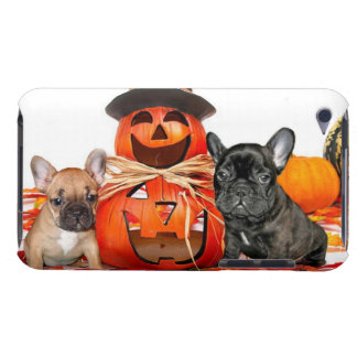 Halloween French Bulldogs Case-Mate iPod Touch Case