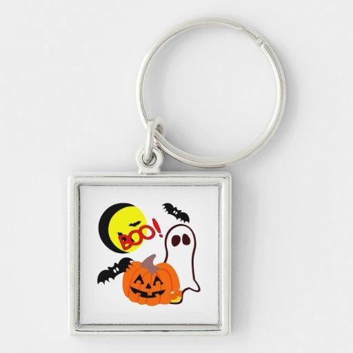 Halloween Friends Keychain