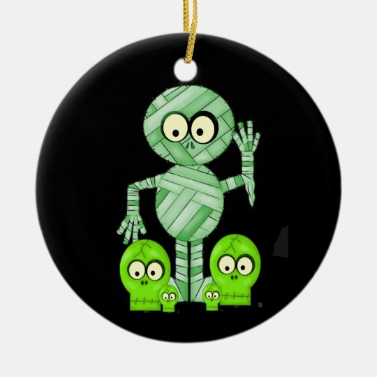 Halloween Friends ornament
