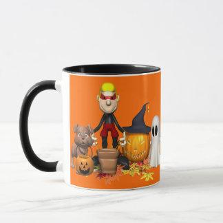 Halloween Friends Trick Or Treating Mug