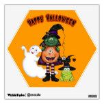 Halloween Friends wall decal