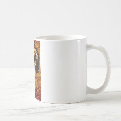 HALLOWEEN FRIGHTS 4.jpg Classic White Coffee Mug