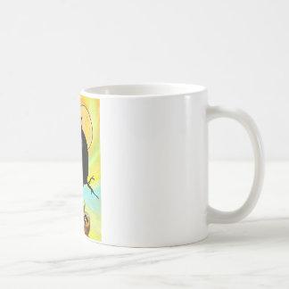 HALLOWEEN FRIGHTS 5.jpg Classic White Coffee Mug